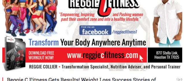 Reggie C Fitness Gets Results! Weight Loss Success Stories of Women Who Lost 50+ lbs
