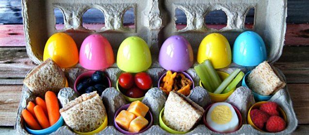 Healthy Easter Egg Hunt